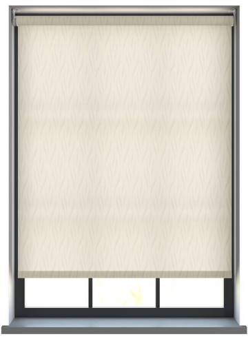 Electric Roller Blinds Legacy Ivory