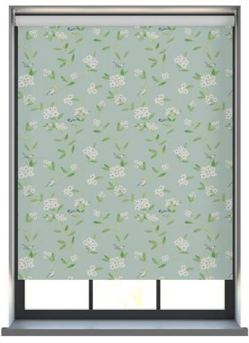 Electric Roller Blinds Loras Blackout Sonnet