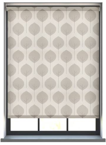 Electric Roller Blinds Musa Cameo Cream