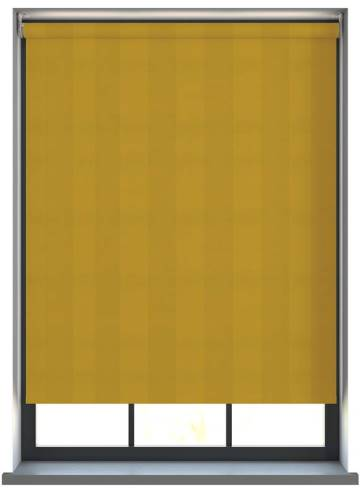 Electric Roller Blinds Napa Blackout Citrus