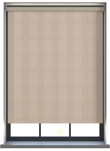 Electric Roller Blinds Napa Blackout Stone