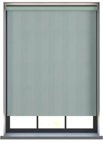 Electric Roller Blinds Napa Blackout Teal Blue
