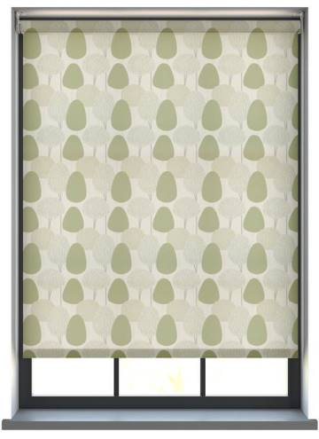 Electric Roller Blinds Othello Spruce