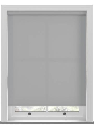 Electric Roller Blinds Prime FR Dove Grey