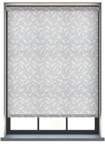 Electric Roller Blinds Sephora Steel