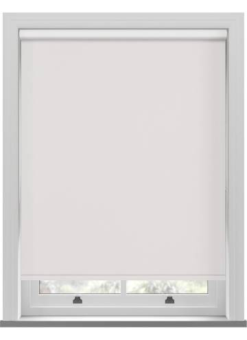 Electric Roller Blinds Shimmer Blackout Cream