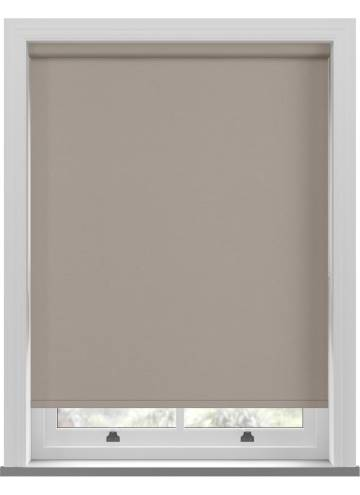 Electric Roller Blinds Shimmer Blackout Gold