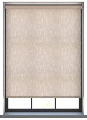 Electric Roller Blinds Sio Stucco Cream