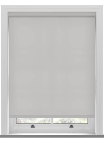 Electric Roller Blinds Splash Dove Grey