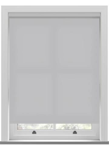 Electric Roller Blinds Splash Grey