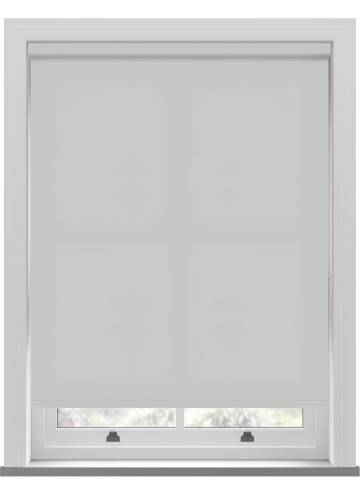 Electric Roller Blinds Splash Light Grey