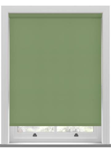 Electric Roller Blinds Splash Pear Green