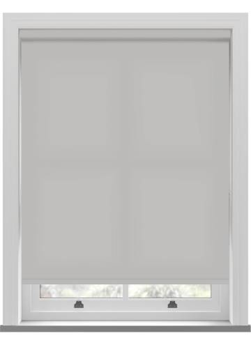 Electric Roller Blinds Splash Pebble Grey