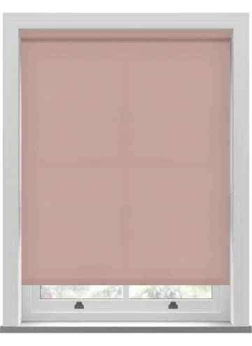 Electric Roller Blinds Splash Rose Gold
