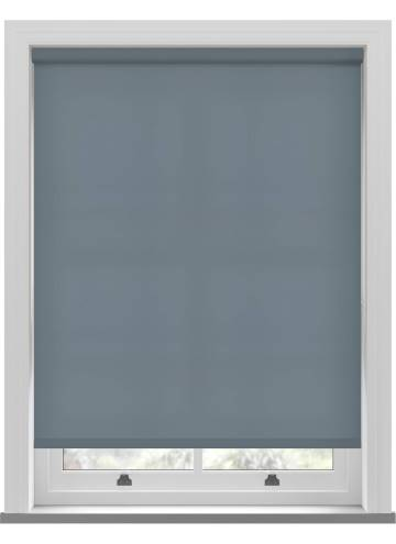 Electric Roller Blinds Splash Slate Grey