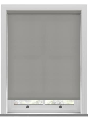 Electric Roller Blinds Splash Tropez Grey