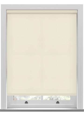 Electric Roller Blinds Stockholm Cream