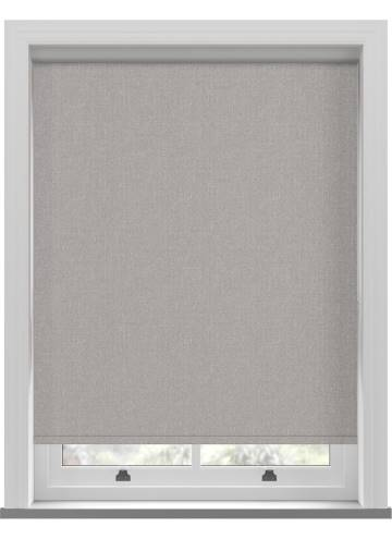 Electric Roller Blinds Umbra Blackout Graphite