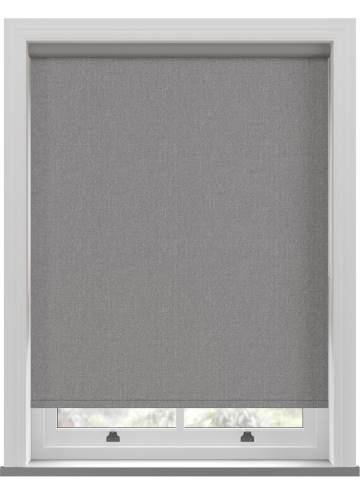 Electric Roller Blinds Umbra Blackout Shadow Grey