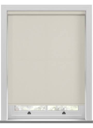 Electric Roller Blinds Umbra Cream