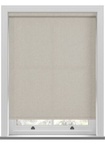 Electric Roller Blinds Umbra Pebble Grey