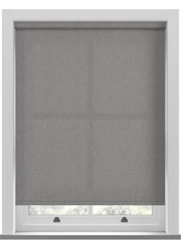 Electric Roller Blinds Umbra Shadow Grey