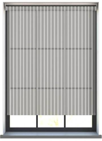 Electric Roller Blinds Vesper Lunar Grey