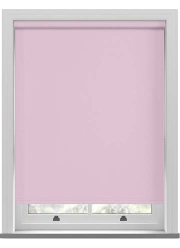 Electric Roller Blinds Vitra Blackout Bambino Pink