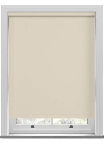 Electric Roller Blinds Vitra Blackout Beige