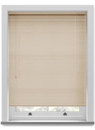 Venetian Blinds Turin 25mm Jersey Cream