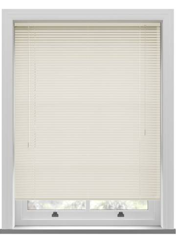 Venetian Blinds Turin 25mm Vanilla Cream