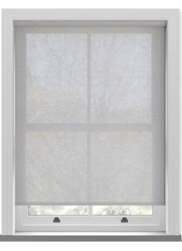Roller Blinds Amico White FR - Translucent