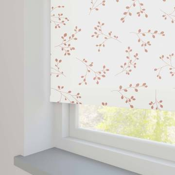 Roller Blinds Avoca Polaris Rose Gold