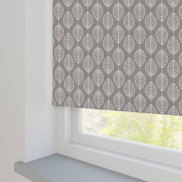 Roller Blinds Boheme PVC Blackout Steel