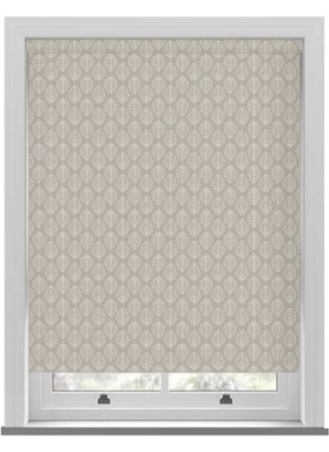 Roller Blinds Boheme PVC Blackout Stone Grey