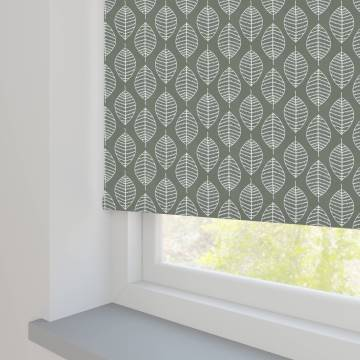 Roller Blinds Boheme PVC Blackout Willow
