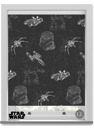 Roller Blinds Disney Collection Star Wars ™ Battle Scene