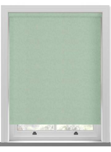 Roller Blinds Isla PVC Blackout Aloe Green
