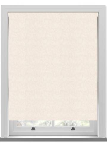 Roller Blinds Isla PVC Blackout Ivory