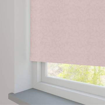 Roller Blinds Isla PVC Blackout Sorbet Pink