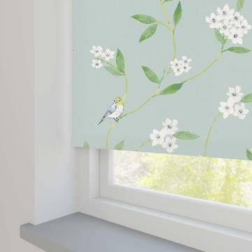Roller Blinds Loras Blackout Sonnet