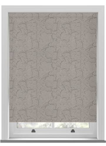 Roller Blinds Metz PVC Blackout Ash Grey
