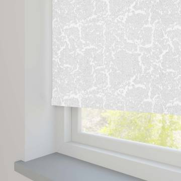 Roller Blinds Metz PVC Blackout Snow White