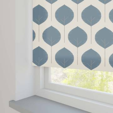 Roller Blinds Musa Neptune Blue