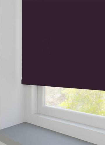 Unilux PVC Blackout Aster Purple