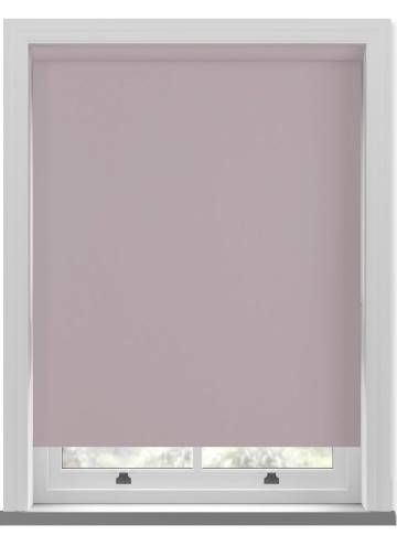 Roller Blinds Unilux PVC Blackout Lilac Purple