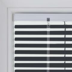 Neat Fit Blinds Rainbow 25mm Anthracite Grey T1679
