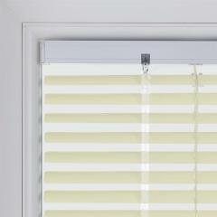 Neat Fit Blinds Rainbow 25mm Silk Ivory T0147