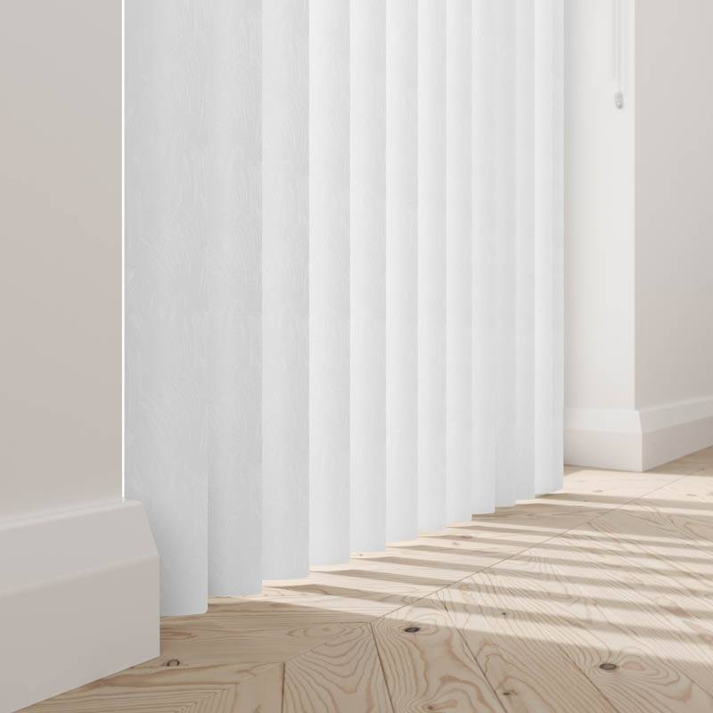 Carerra Blackout White Rigid PVC
