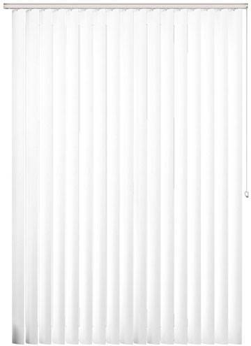 Rigid PVC Vertical Blinds Kuta Blackout Selene Rigid PVC